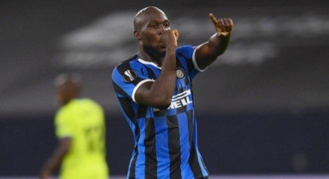 Lukaku - Inter de Milão