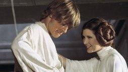 Mark Hamill conta reação que teve ao descobrir que Luke e Leia são irmãos em _Star Wars_ (Divulgação)