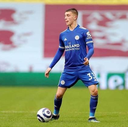 Luke Thomas: Leicester City - 20 anos - defensor