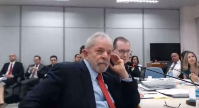 Lula criticou a prisão do ex-presidente Michel Temer pela Lava Jato