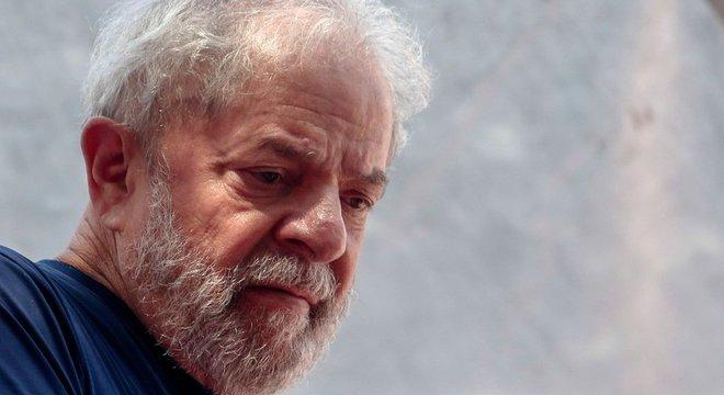 Ex-presidente foi preso em 7 de abril de 2018