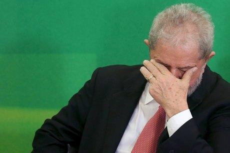 Lula está preso desde 7 de abril