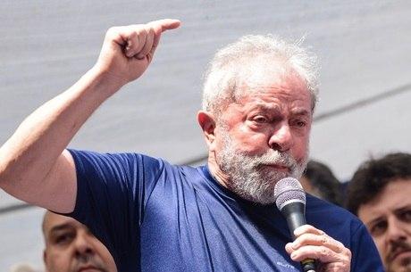 Lula está preso desde o dia 7 de abril