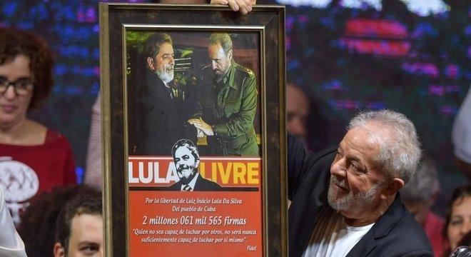 'Pelo discurso que eu ouvi do presidente Lula, o presidente Bolsonaro pode dizer: Tá vendo, olha o perigo. Então aumenta a radicalização', avalia FHC