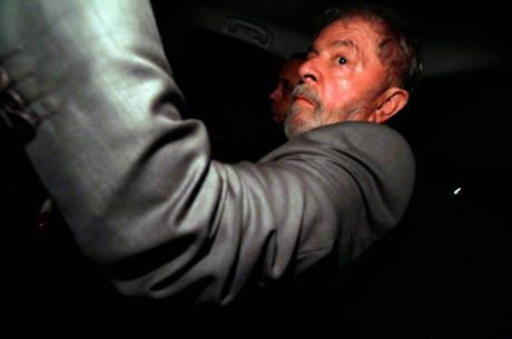 Lula gravou vídeo para ser publicado após prisão