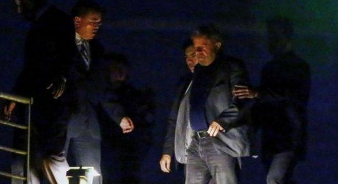 Lula está preso há 93 dias na Polícia Federal em Curitiba
