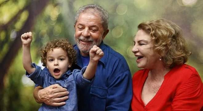 Arthur, que morreu nesta sexta (1º) junto com os avós Lula e Marisa Letícia