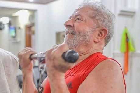 Lula está cuidando da Saúde