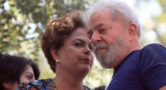 Dilma e Lula, absolvidos no caso do 'quadrilhão do PT'