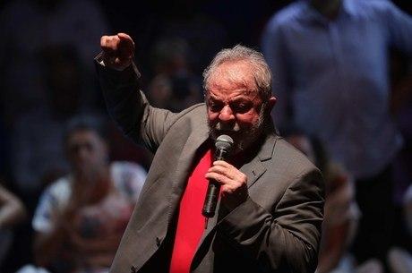Lula está preso desde abril de 2018