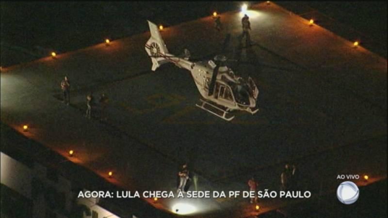 Manifestantes pró e contra Lula se reúnem em SP e Curitiba