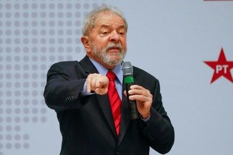 Lula está preso desde 7 de abril em Curitiba (PR)