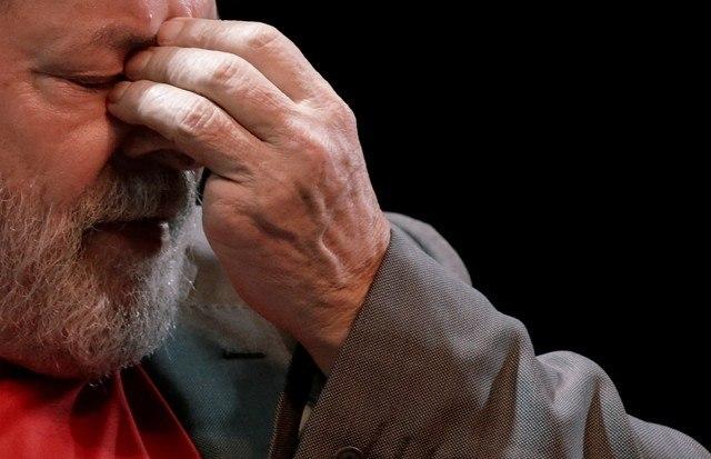 Ordem de prisão a Lula da Silva