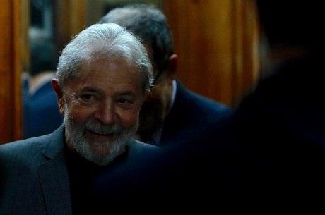 Lula se encontrou com o Papa Francisco