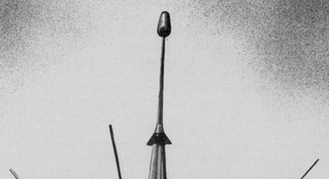 Réplica da sonda Luna 2