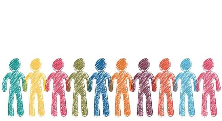 Cada ser é único, mas somos altamente sociáveis