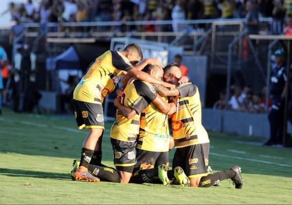 Luta pelo segundo lugar no Grupo B - Palmeiras e Santo André estão muito perto da classificação. Porém, o Novorizontino, com três pontos a menos, precisa vencer e torcer por tropeços dos dois clubes. O Botafogo-SP, que tem oito pontos, já está eliminado.
