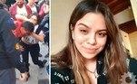 Uma lutadora de MMA de 1,5 m deu uma surra violenta em um ladrão que tentou levar o celular dela, na Argentina