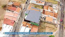 Energia solar: alternativa para gastar menos na conta de luz