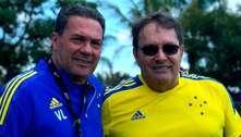 'Não vou ficar salgando carne podre.' Cansado de vexames, mecenas do Cruzeiro pode ir embora. Luxa também
