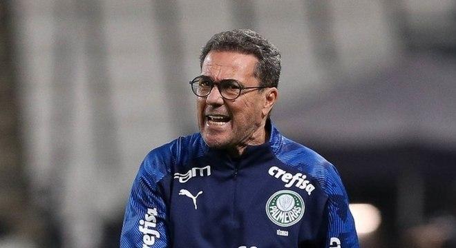 Luxemburgo não quer saber de empolgação antes da hora no Palmeiras
