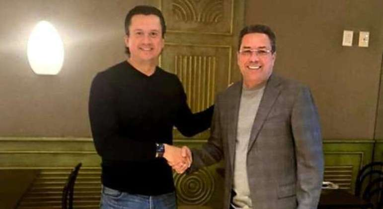 O presidente Sérgio Santos Rodrigues contratou ontem Luxemburgo