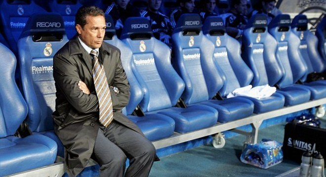 De comandante do Real Madrid a dono de cachaçaria. Luxemburgo