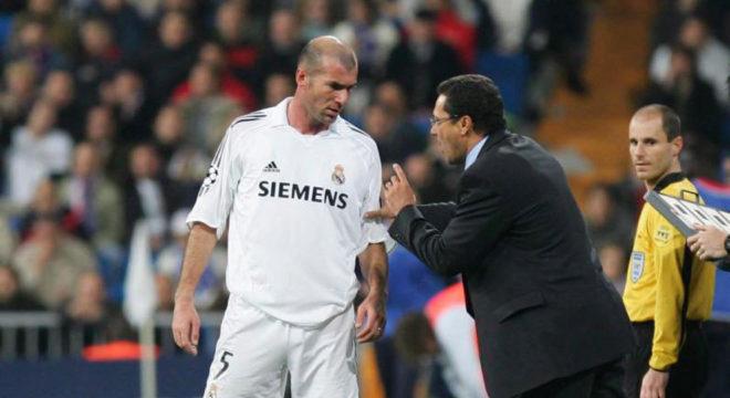Luxemburgo no Real Madrid. Fechando as portas para técnicos brasileiros
