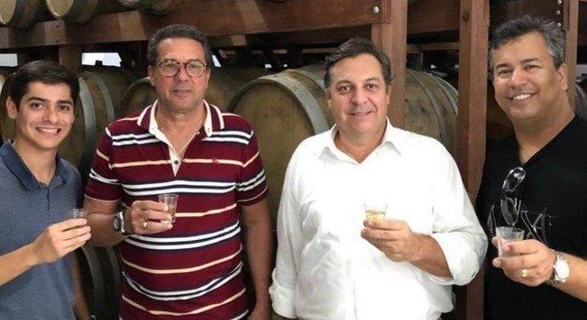 Seu fábrica de cachaça em Alagoas não interessa ao Palmeiras