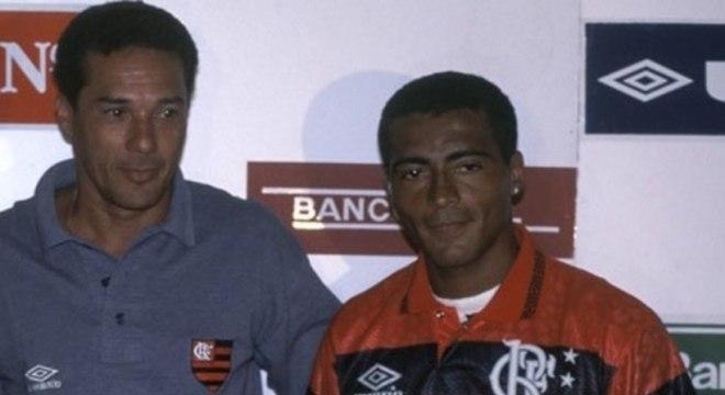 1995. Bateu de frente com Romário. Perdeu. Segunda demissão