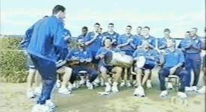 Luxemburgo sambando na Seleção. Às vésperas da CPI do Futebol