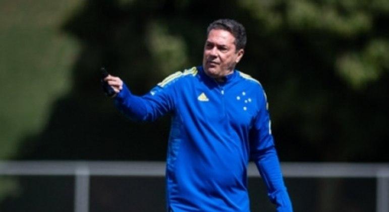 Luxemburgo deu um recado para o elenco, mostrando que a cobrança será intensa no Cruzeiro