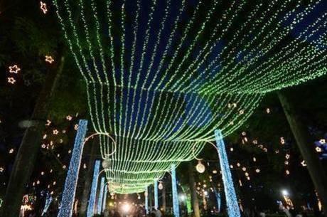 Circuito de luzes de Natal em BH sofre alterações