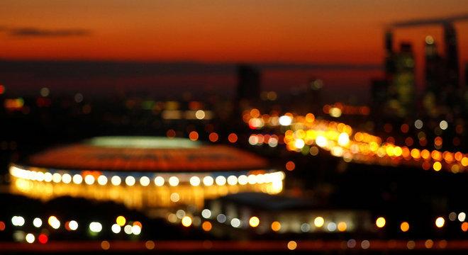 Estádio Luzhniki, em Moscou, não está mais no foco das atenções após Copa 2018