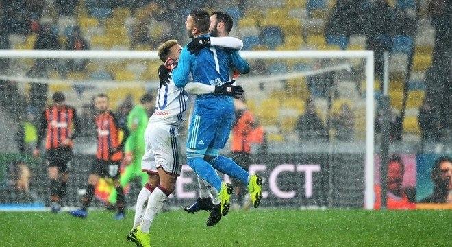 Olympique Lyonnais, vibração de promovido