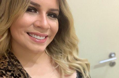 Grávida, Marília Mendonça escreve música para o filho