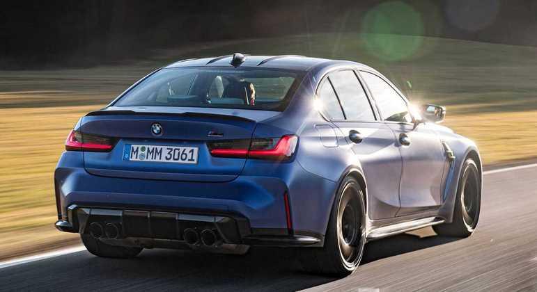 A novidade da BMW acelera de 0 a 100km/h em apenas 3 segundos segundo a montadora