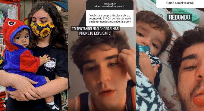 No Instagram, João Fernandes respondeu dúvidas enviadas por seguidores