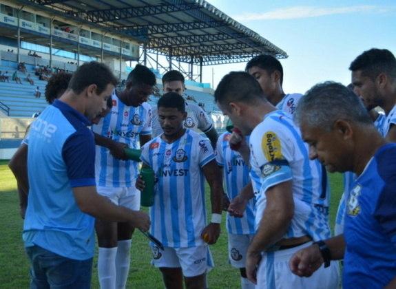 Macaé - Com três pontos, o time do Norte-Fluminense tem 3 pontos e depende de uma combinação de resultados para garantir uma vaga na semifinal da Taça Rio. Os próximos adversários serão Vasco e Fluminense