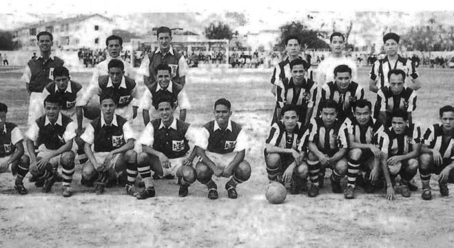 Dois times de Macau, nos anos 40