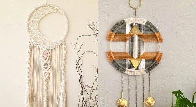 Macramê na decoração: 18 ideias para aderir à tendência