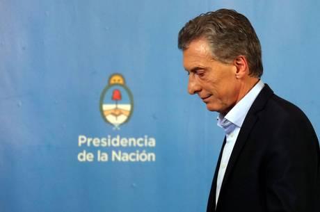 Macri anunciou taxas de exportação