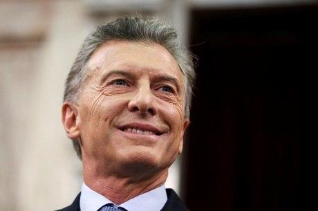 O principal concorrente do atual presidente é o peronista Alberto Fernández