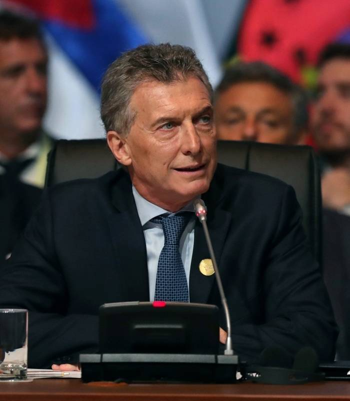 Argentina volta a pedir ajuda ao FMI