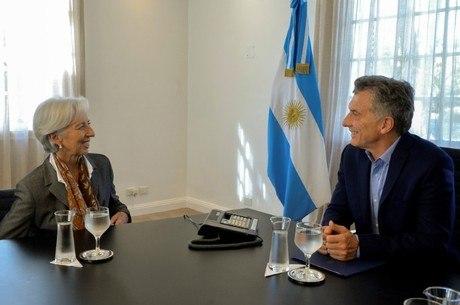 Banco da Argentina aumentou a taxa de juros a 60%