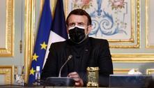 Macron garante apoio da França à OMS para acelerar vacinação global