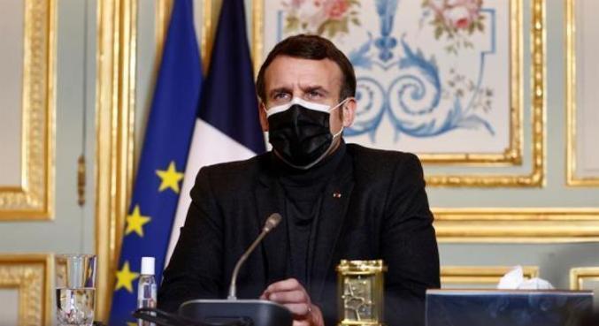 """Macron criticou o """"nacionalismo das vacinas"""""""