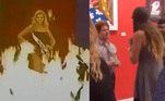 Nas últimas semanas, a empresária Madeleyne Sanchez bombou nas redes sociais após protagonizar um vídeo no qual quebra uma peça de Romero Britto avaliada em R$ 26 mil na frente do artista. O caso ocorreu em 2017, mas foi recuperado por uma ex-funcionária de Britto e não só acabou viralizando como multiplicou o número de seguidores do restaurante Olé Olé Tapélia, em Miami. Mas o que poucos sabem é que Madeleyne, dona e proprietária da treta, também tem um passado nos concursos de beleza e já competiu no Miss Venezuela, em 1999