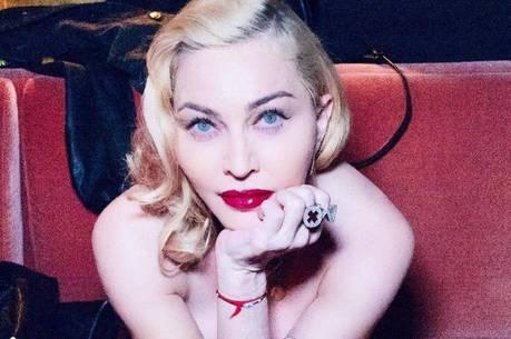 Madonna foi exaltada por brasileiros no Twitter