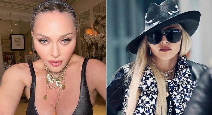 Fãs de Madonna estão curiosos após mensagem da cantora na web